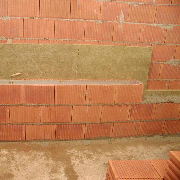 Riešenie pre akusticky deliace steny