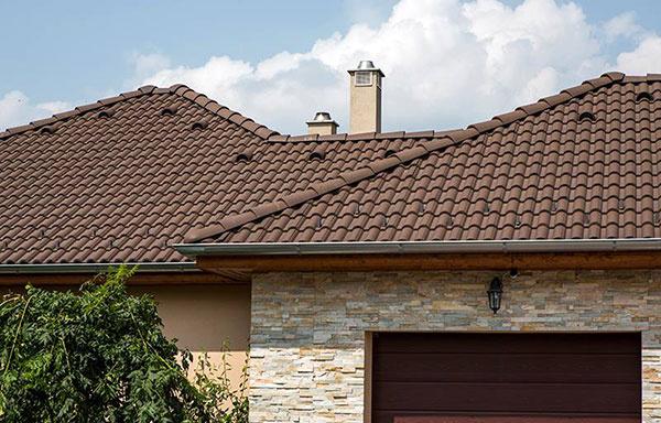 Betónová strešná krytina – kvalita, ktorá pretrvá dlhé desaťročia