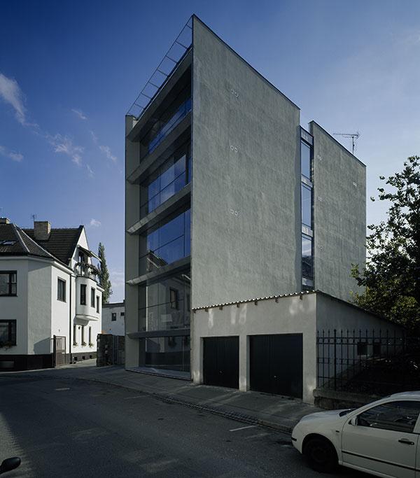 Architekt Zdeněk Fránek a dva domy s osobným príbehom