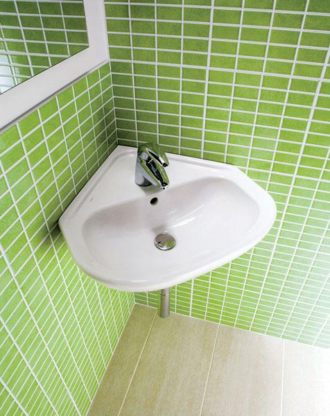 Kúpeľňa - keď je najväčším problémom priestor