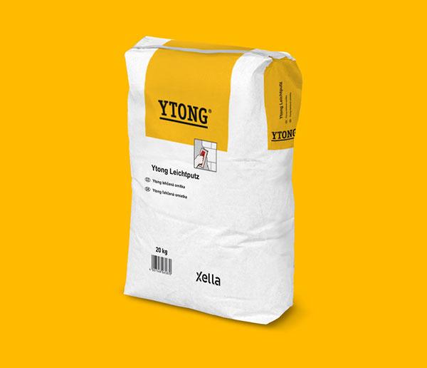 Novinky od Ytongu – ľahčená vnútorná omietka Ytong Innenputz a hladená vnútorná stierka Ytong Glattputz