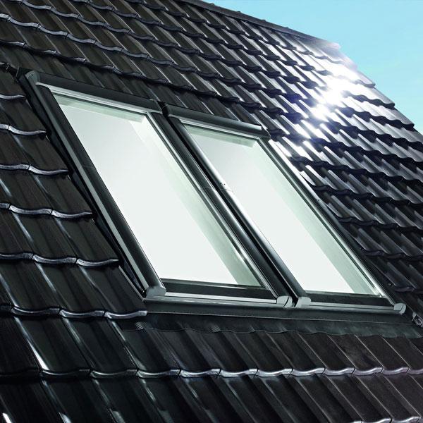 Strešné okno pre nízkoenergetické a pasívne domy
