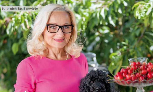 Ako si užíva svoj luxus na Záhorí herečka Oľga Belešová?