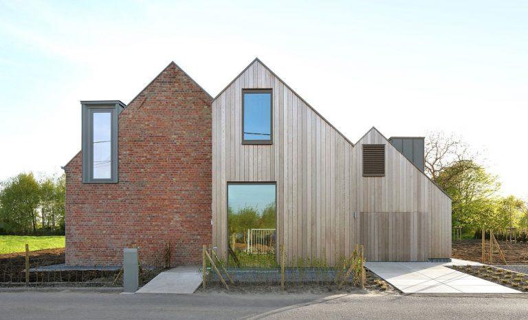 Ako sa dokáže chátrajúca farmárska stavba premeniť na nádherný moderný dom