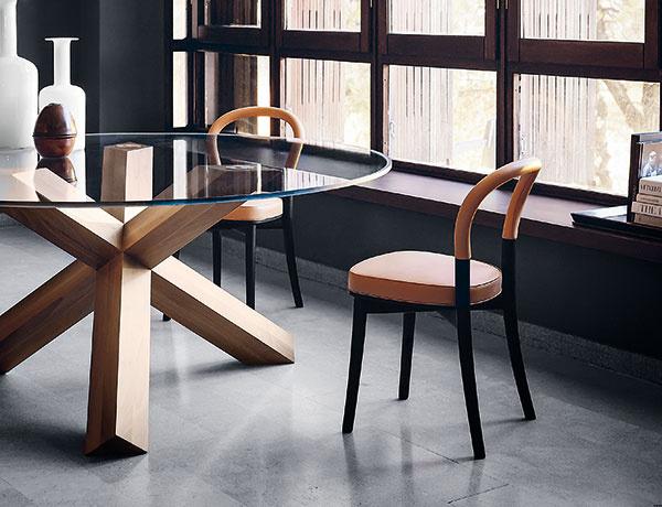 Kultový stôl La Rotonda – príbeh nadčasového dizajnu