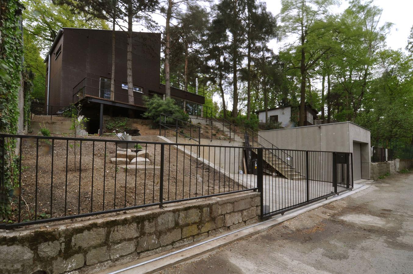 Dom pre manželov a vnúčatá v Bratislave