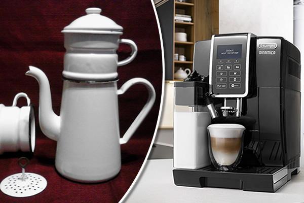 Vývoj kávovarov je neúprosný. Tie najmodernejšie je už možné ovládať dokonca aplikáciou v telefóne.