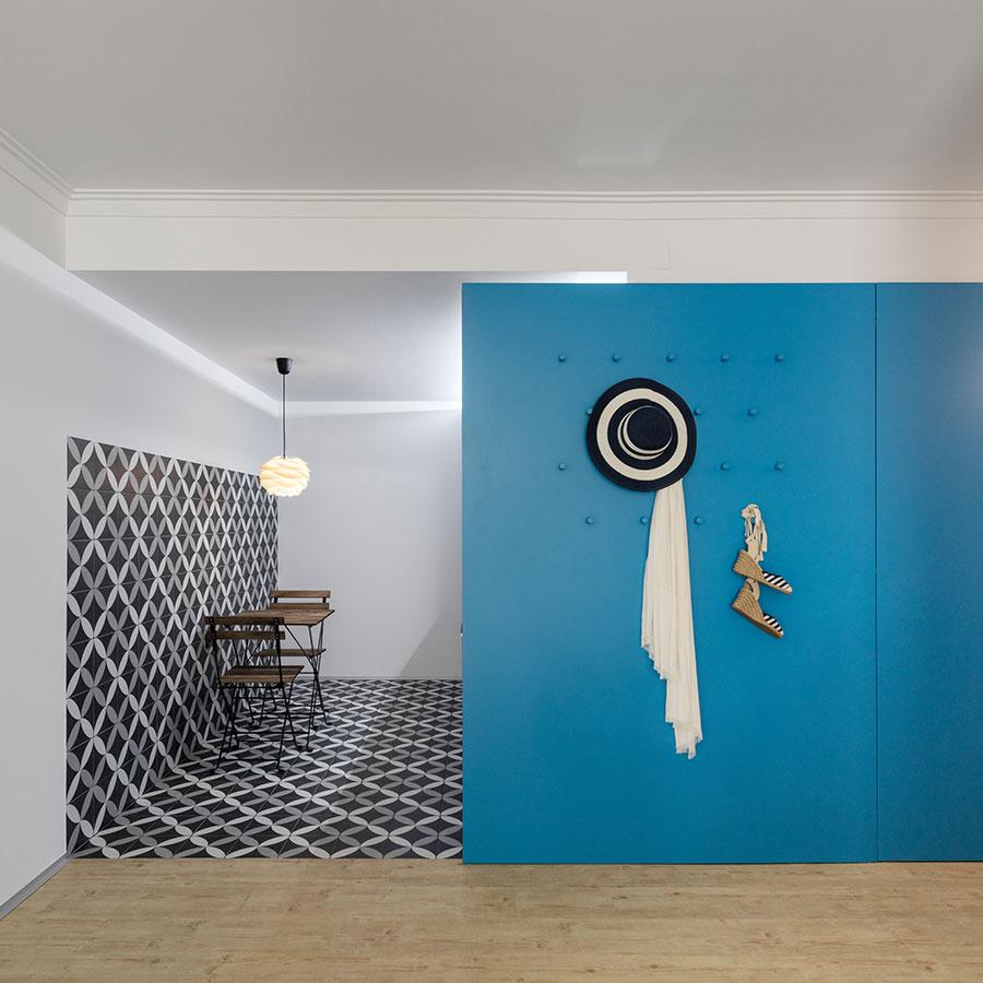 Rekonštrukcia po 30. rokoch priniesla do útleho bytu svieži morský vánok