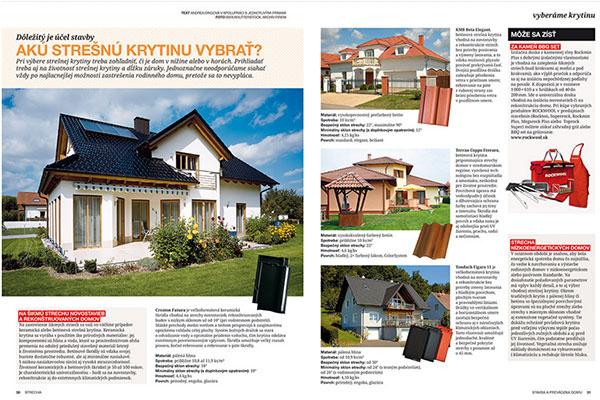 Novinka v predaji! Stavba a prevádzka domu