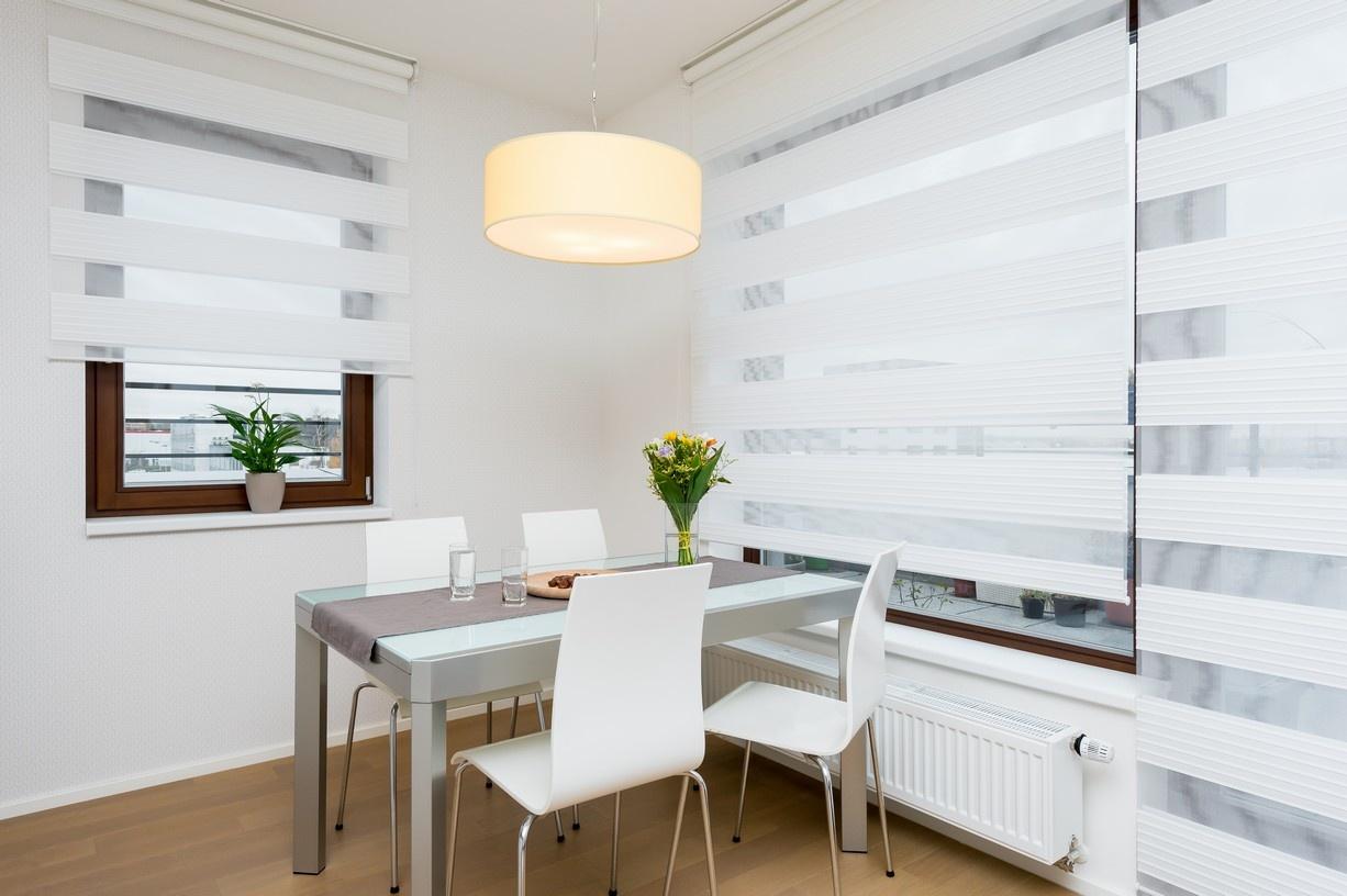 Návrh bytu 4 + kk v novom developerskom projekte v Prahe
