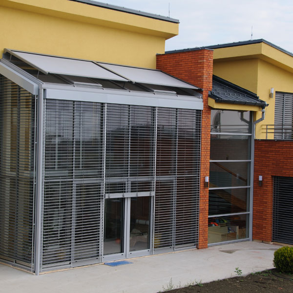 Energetická úspora stavieb s exteriérovým tienením