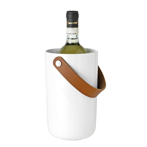 Chladiaca nádoba na víno Glacier od značky Stelton, 66 €, www.designville.sk