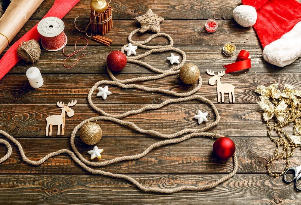 Handmade: 20 trochu iných tvárí vianočného stromčeka