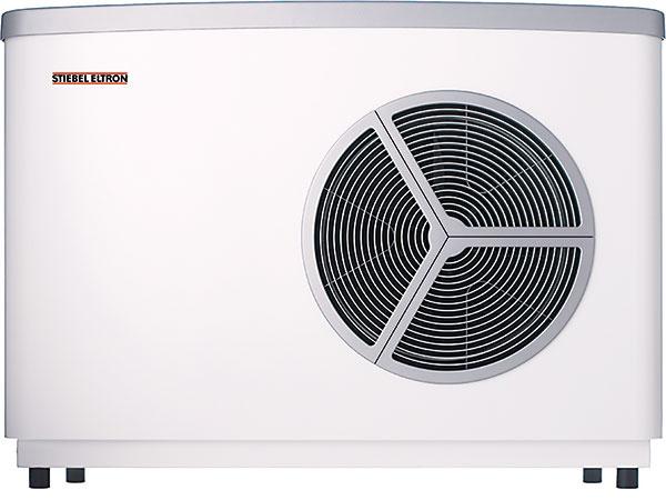 Tepelné čerpadlo vzduch voda soznačením WPL10AC(S) od značky STIEBEL ELTRON je zaradené do energetickej triedyA+. Možno ho použiť na vykurovanie aj prípravu teplej vody avďaka reverznej cirkulácii aj na účinné chladenie. Ideálne pracuje vkombinácii snízkoteplotným vykurovacím systémom, vhodné je aj na bivalentné napojenie na existujúce vykurovacie zariadenia. Výhodou kompaktnej vonkajšej jednotky je nízka hlučnosť. (www.teplozprirody.sk)