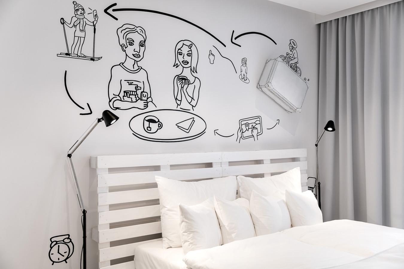Hotel Pytloun – Izba číslo 218