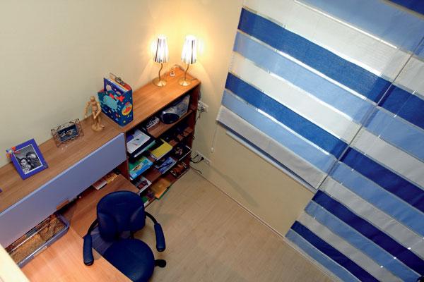 Poschodová detská izba (video)
