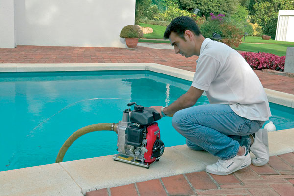 Záhrada - keď technika krotí vodu