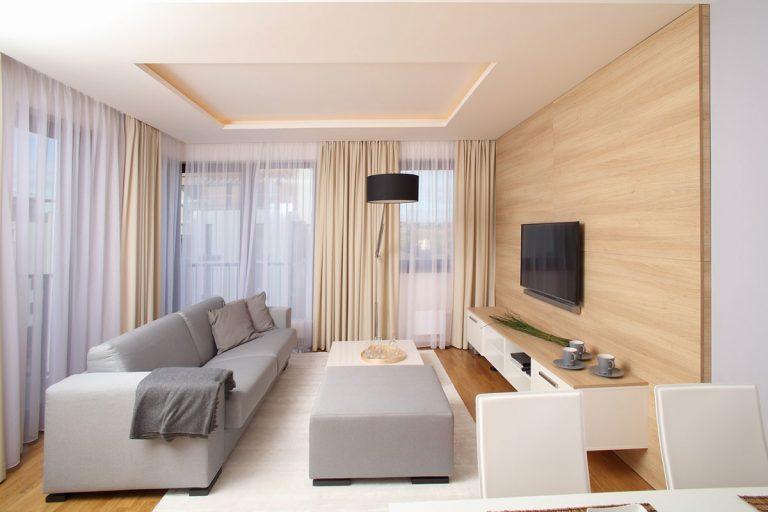Súťaž Interiér roku: Nevtieravý osobitý štýl bytu s praktickým a pohodlným usporiadaním priestoru