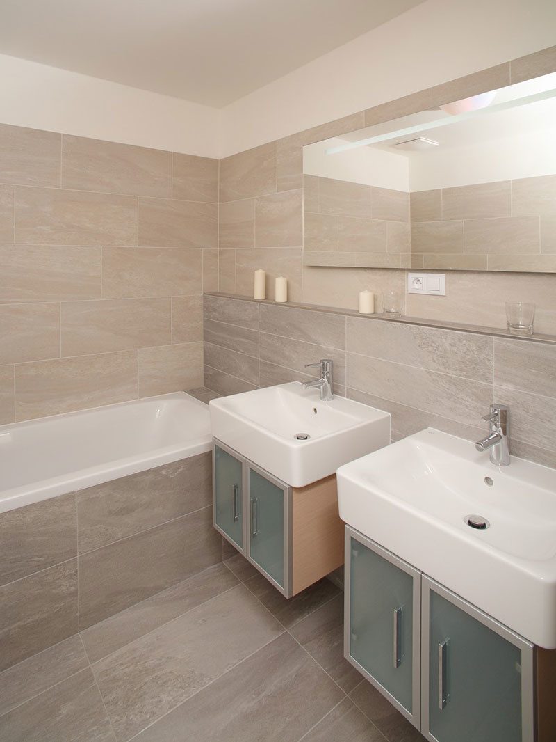 Nevtieravý osobitý štýl bytu s praktickým a pohodlným usporiadaním priestoru
