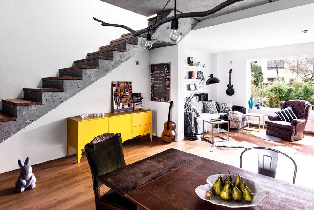Z hrubej stavby bez nápadu vznikol nakoniec nádherný dom