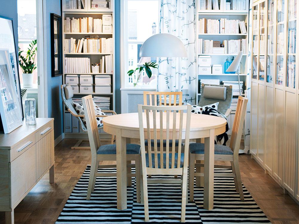 Ako si zariadiť jedáleň podľa najnovších trendov?