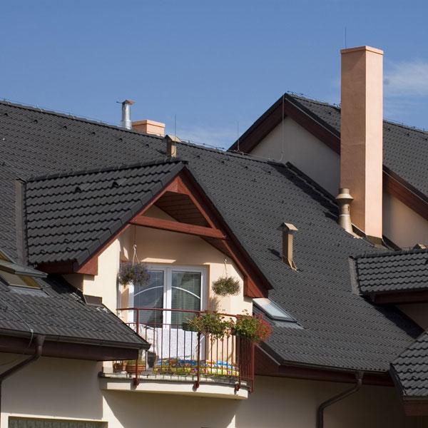 Betónová škridla – to najlepšie na šikmú strechu