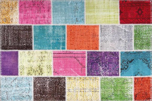 Viacfarebný koberec Spirit, 160 × 230 cm, 816,75 €, www.jutex.sk