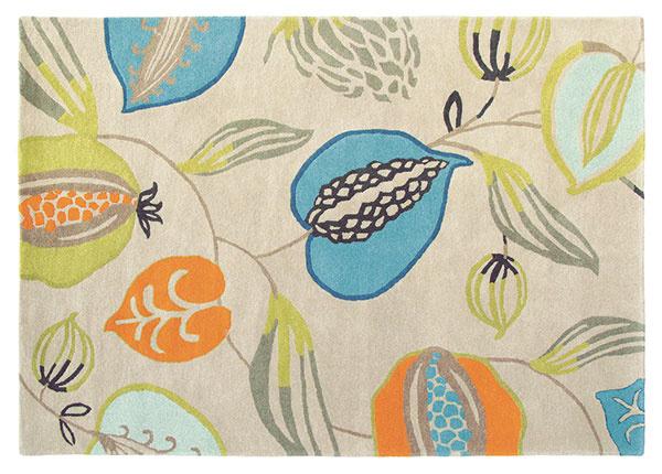 Ručne všívaný vlnený koberec Harlequin od značky Brink and Campman, 140 × 200 cm, 399 €, www.novynabytok.sk