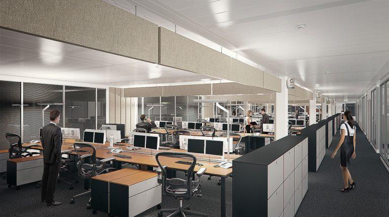 """Docentka Kotradyová: """"Ľudia, ktorí pracujú v open space kanceláriách sú menej lojálni k firme"""""""