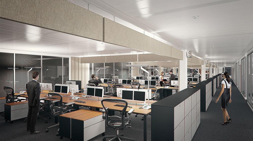 Podľa docentky Kotradyovej môžu byť zamestnanci v tzv. open space kanceláriách menej lojálni k firme.
