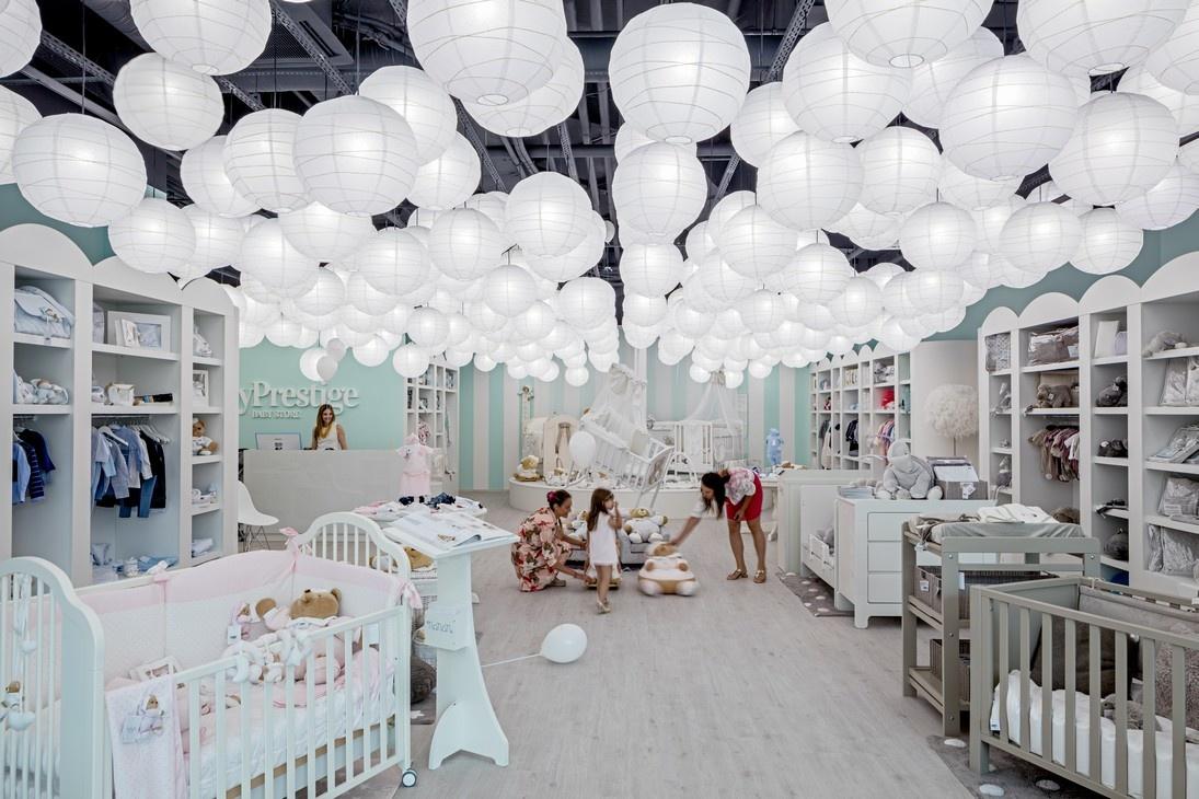 Baby Prestige Baby Store, Bory mall, Bratislava