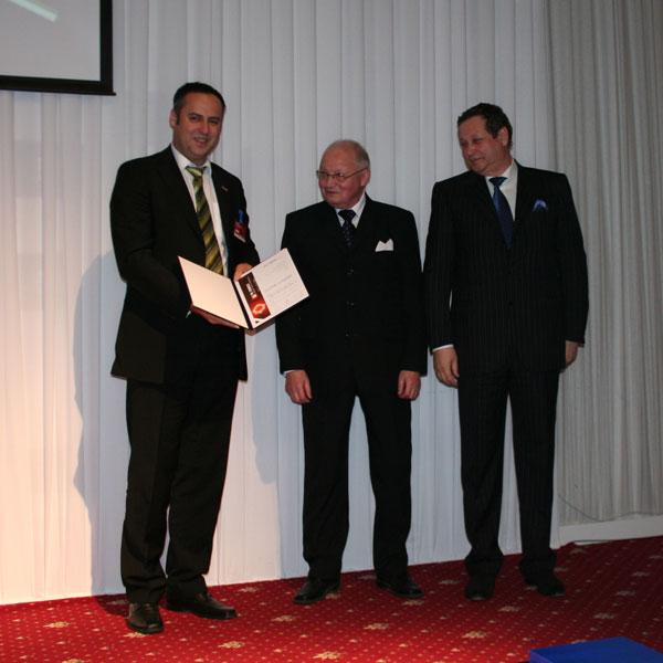 Bramac si z veľtrhu CONECO 2009 odniesol dve ocenenia