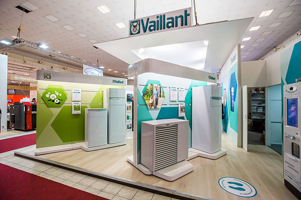 Zelené technológie pre domácnosti predstavila značka Vaillant na veľtrhu Aquatherm.