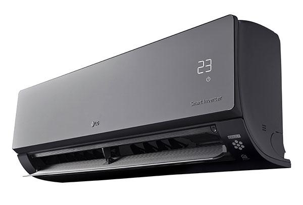 LG prináša európskym spotrebiteľom posledné modely chytrých klimatizácií