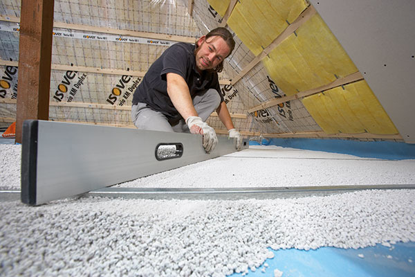 Zatočte s arktickou zimou dokonalou izoláciou pomocou suchej výstavby