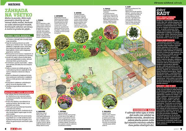 Urob si sám 3/2017 je v stánkoch spolu s darčekom zadarmo! Veľká rekonštrukcia záhrady!