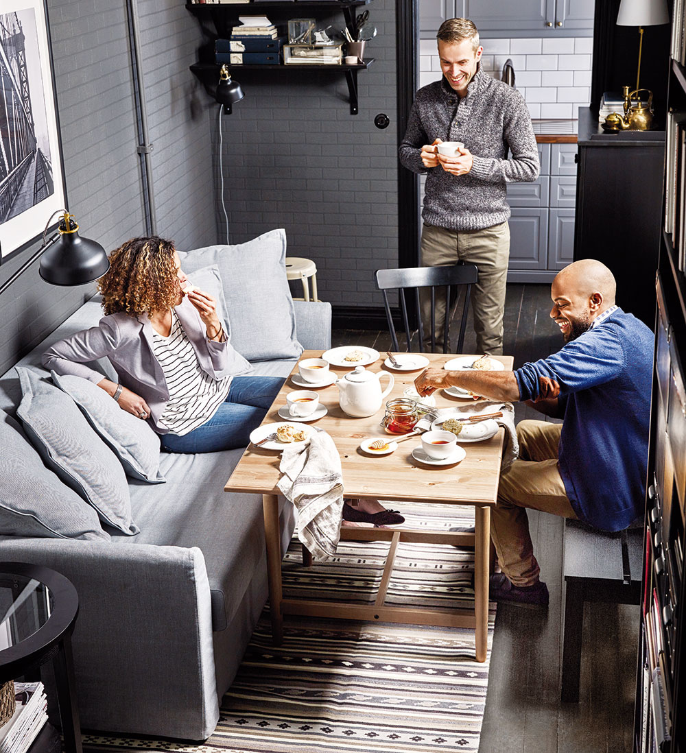 23 kreatívnych tipov, ako môžete doma využiť nedostatok priestoru