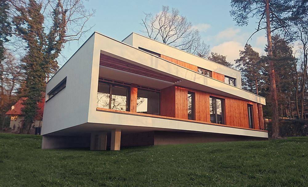 Rodinný dom v Bratislave