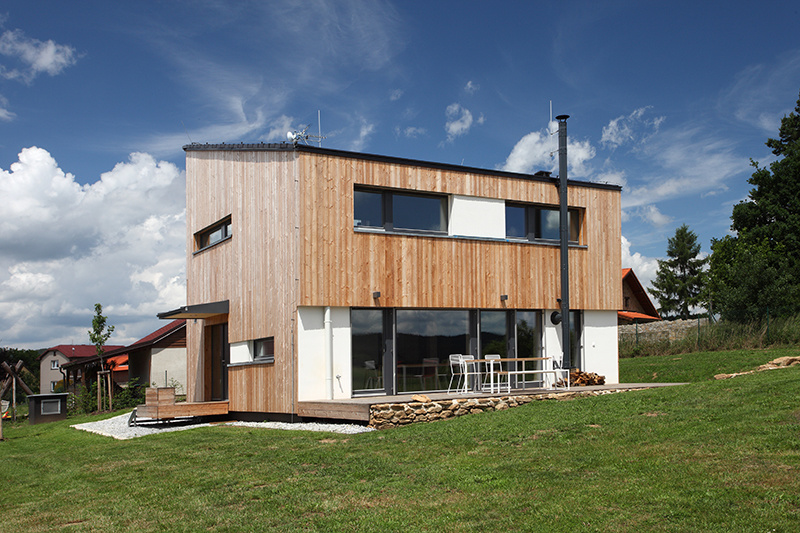Sen mnohých slovenských rodín: Pasívny dom s minimálnou spotrebou energie