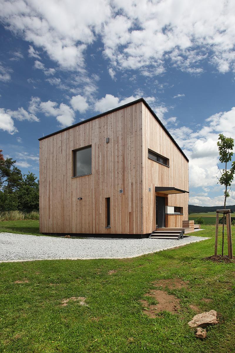 Pasívny dom, ktorý môžete vyskúšať na vlastnej koži