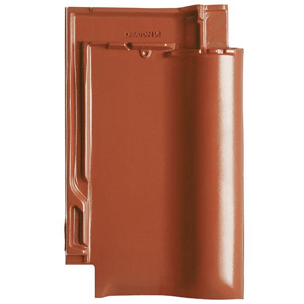 Škridla FUTURA je vhodná aj pre nízke sklony striech už od 10° (s vodotesným podstreším).