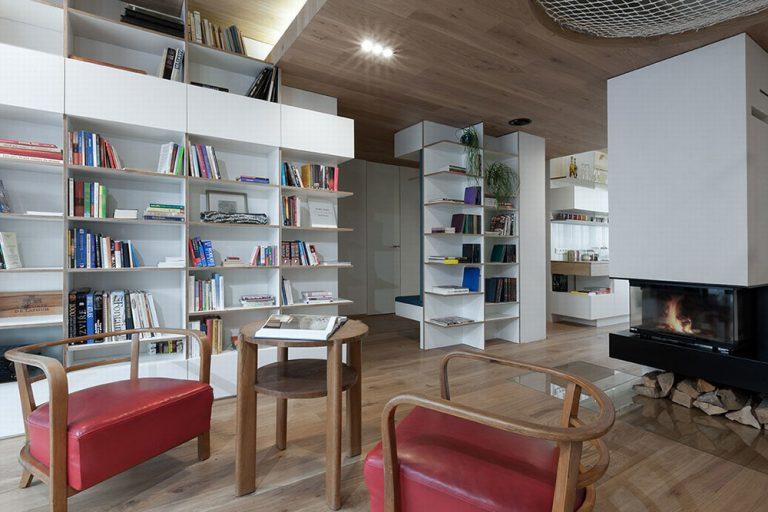 Súťaž Interiér roku: Spojenie dvoch bytov pre štvorčlennú rodinu s deťmi