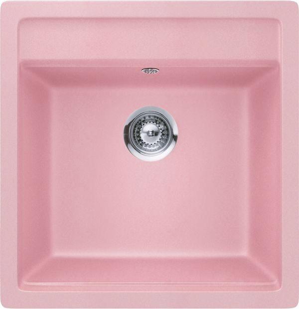 Granitový drez Cristalite Nemo od značky Schock, 490 × 510 mm, 202 €, www.merito.sk