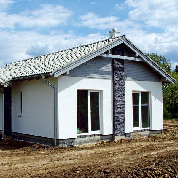 Nízkoenergetické domy slovenskej výroby