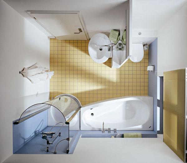 Kam umiestniť kúpeľňu?
