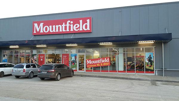 Mountfield otvoril novú predajňu v Leviciach