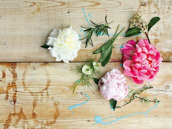 Jedinečné aranžmány z najkrajších jarných kvetov