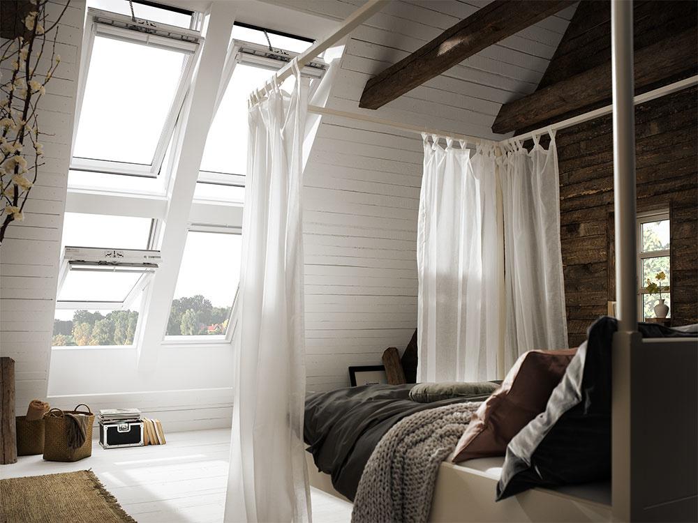 Dostatok čerstvého vzduchu vám spríjemní večerné zaspávanie i ranné vstávanie.