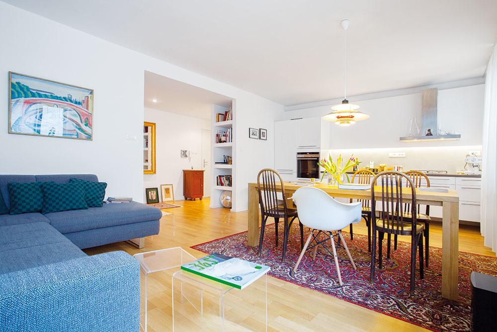 Úsporná rekonštrukcia 3-izbového bytu v Bratislave bez zbytočných nákladov navyše