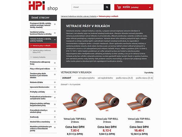 Online ponuka, profesionálny servis, technická podpora priamo od výrobcu